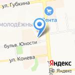 Ключики на карте Белгорода