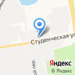 Фирма АРС на карте Белгорода