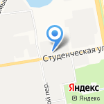 Компания Агродилер на карте Белгорода