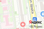 Схема проезда до компании Виола в Белгороде