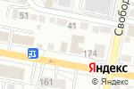 Схема проезда до компании Торгово-сервисная компания в Белгороде