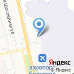 Toyota на карте Белгорода