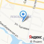 Агна на карте Белгорода