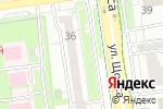 Схема проезда до компании Сервис Инструмент Стандарт в Белгороде