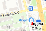 Схема проезда до компании Почтовое отделение №16 в Белгороде