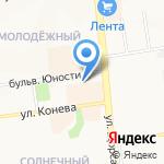 Улыбка на карте Белгорода