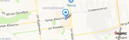 BEER HOUSE на карте Белгорода