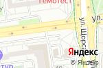 Схема проезда до компании Автостоянка в Белгороде