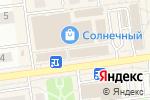 Схема проезда до компании GOBYTE.RU в Белгороде