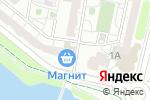 Схема проезда до компании Классика чистоты в Белгороде