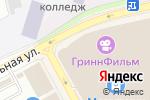 Схема проезда до компании Мезонин в Белгороде
