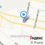 Пик-Ник на карте Белгорода