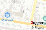Схема проезда до компании Пик-Ник в Белгороде