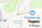 Схема проезда до компании Караван игрушек в Белгороде