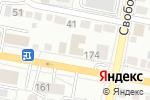 Схема проезда до компании Магазин автозапчастей для отечественных автомобилей в Белгороде