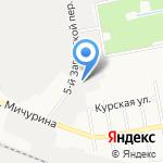 99 квадратов на карте Белгорода