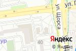 Схема проезда до компании LEBENBAU в Белгороде