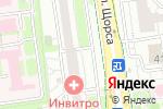 Схема проезда до компании Кактус в Белгороде