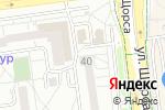 Схема проезда до компании Финкос-тур в Белгороде