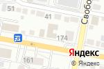 Схема проезда до компании Погребок в Белгороде