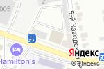 Схема проезда до компании МалерМаркет в Белгороде