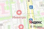 Схема проезда до компании Ариелла в Белгороде