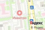 Схема проезда до компании МАРКИЗА в Белгороде