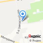Медиа+ на карте Белгорода