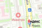 Схема проезда до компании Твой Стиль в Белгороде
