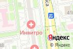 Схема проезда до компании Вело-Сити в Белгороде