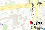Схема проезда до компании Каньон в Белгороде