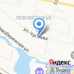 Научное шоу сумасшедшего профессора Николя на карте Белгорода