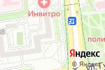 Схема проезда до компании Гемотест в Белгороде