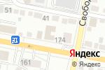 Схема проезда до компании Дом цветов в Белгороде