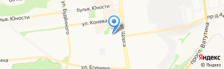Умные детки на карте Белгорода
