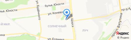 Da Beat Recordz на карте Белгорода