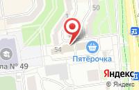 Схема проезда до компании Юрсервис в Белгороде