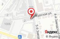 Схема проезда до компании Энергетик-31 в Белгороде