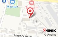 Схема проезда до компании Почтовое отделение с. Таврово в Таврово