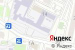 Схема проезда до компании Юность, МБУ в Белгороде