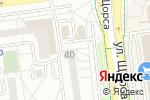 Схема проезда до компании Tez Tour в Белгороде