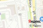 Схема проезда до компании Suprotec31 в Белгороде