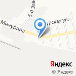Белгородский центр профессиональной подготовки и повышения квалификации на карте Белгорода