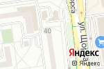 Схема проезда до компании Кровля плюс в Белгороде