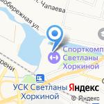 MARIDANS на карте Белгорода