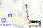 Схема проезда до компании Рено Логан в Белгороде