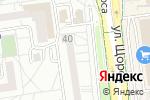 Схема проезда до компании Винодел-31 в Белгороде