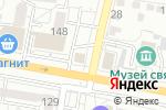 Схема проезда до компании Фонбет в Белгороде