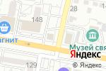 Схема проезда до компании Цветы мира в Белгороде
