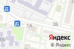Схема проезда до компании Мир рукоделия в Белгороде